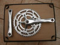 Strong Light Triple Chainset