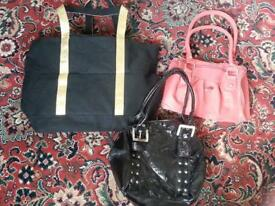 All 3 Handbags for £15 (or £6 each)