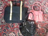 All 3 Handbags for £15 (or £6 each)