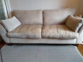 Four seater sofa (Alexis) - excellent condition
