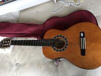 Valencia 3/4 classical guitar