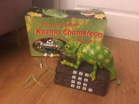 Vintage 90's karma chameleon phone