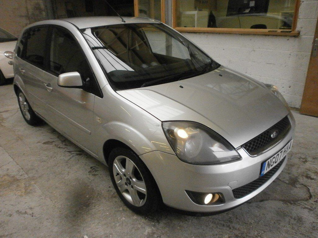 2007 FORD FIESTA 1.25 ZETEC CLIMATE 5DOOR HATCHBACK, SERVICE HISTORY, HPIA CLEAR, VERY NICE CAR