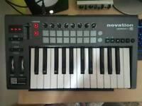 Novation launchkey MK1 25 Key MIDI Ableton keyboard