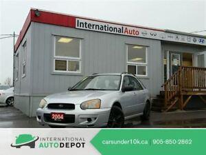 2004 Subaru Impreza 2.5 TS | 2 SETS OF TIRES | CRUISE