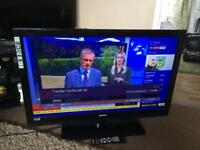"Bush 40"" hd tv good full working condition"
