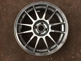 OZ RACING SUPERLEGGERA / 7J x 17 / ET37 / 4 x 100
