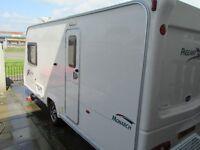 bailey pageant monarch series 6 2 berth caravan