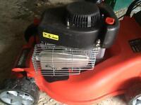 150cc sovereign petrol lawn mower