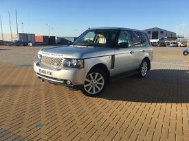 Range Rover supercharged vogue Lpg converted (brc)