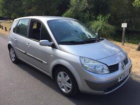 Renault Scenic 1.6 Petrol