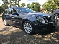 Mercedes e320 cdi estate sport elegance auto 2007/57 p-ex welcome,aa/rac welcome fsh,2 keys