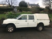 Mitsubishi Pick Up Truck 2005