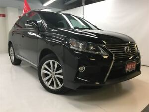 2015 Lexus RX 350 AWD | saddle int | btoth | bcam | roof | alloy