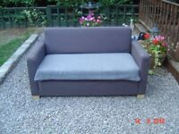 Ikea Sofa Bed. Good, Clean and Fresh Condition. Can Deliver.