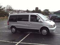 Mercedes Vito Diesel CrewBus Campervan/Day Van
