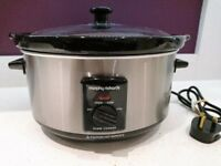 Morphy Richards Oval Slow Cooker 3 1/2 Litres