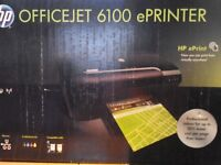 hp Officejet 6100 eprinter. Brand new, never used, ink included.