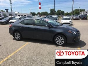 2016 Toyota Corolla S--BRAND NEW--LAST OF THE 2016'S