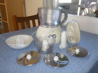 Kenwood Food Processor and accessories
