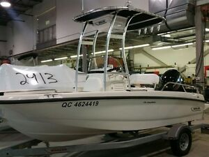2015 boston whaler 170 DAUNTLESS