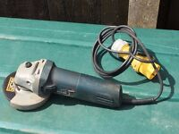 "Bosch GWS660 115mm 4½"" Angle Grinder 110v"