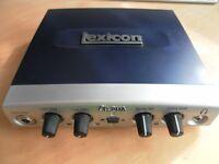 Lexicon alpha USB audio interface