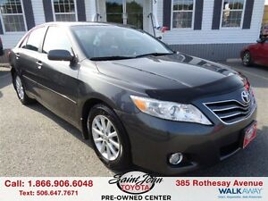 2011 Toyota Camry XLE with Leather and Sunroof