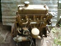 Morris Marina/MGB engine and 1972 Marina 1.8 coupe parts