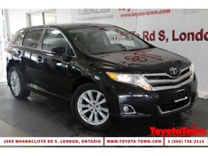2016 Toyota Venza ALL WHEEL DRIVE XLE LEATHER NAVIGATION
