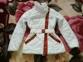 Winter coat.