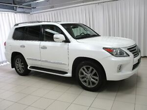2013 Lexus LX 570 VERY RARE AND HARD TO FIND! 8PASS SUV