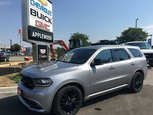 2016 Dodge Durango R/T, HEMI, LEAHER, SUNROOF, AWD, GREAT FAMILY