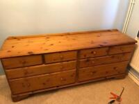 Double Width Chest of Drawers