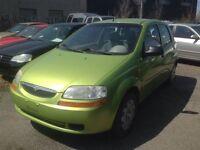 2004 Suzuki SWIFT + -