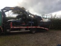 Scrap cars vans ect any thing collected