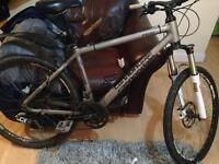 Cannndale mans bike