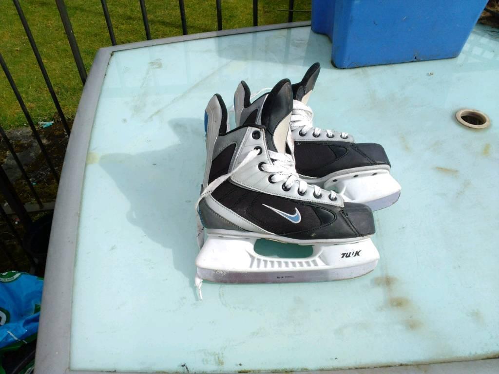 Nike flexlite 2 hockey ice skates  b34dd52a6