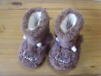 The Gruffalo M&S Toddler Boots - CAN DELIVER