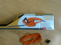 Van HausHedge trimmer new & un used 550w