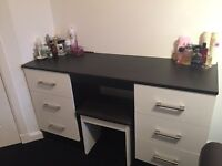 Dressing with stool £110!!