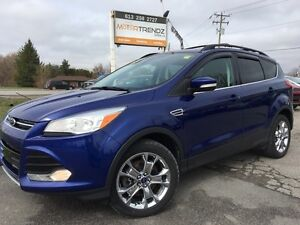 2013 Ford Escape SEL AWD Absolutely Loaded ! NAV