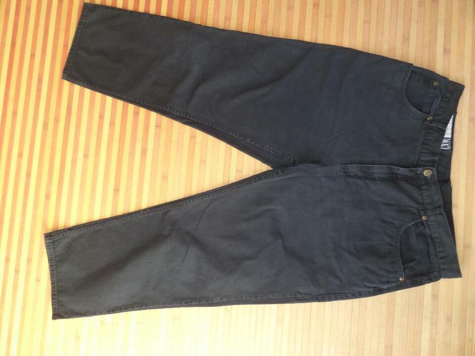 Herren Jeans Hose, O.N. REGULAR FIT, Größe 38, schwarz in Schelklingen