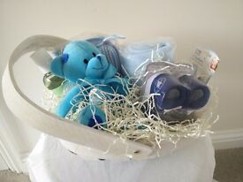 Baby gift basket (Selling out of company stock)