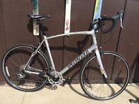 Specialized secteur elite Aluminum road bike