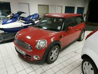 2008 mini clubman estate diesel 2 owners from new 12 months mot £3295