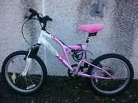 Girl's bike 5 to 8 y.o
