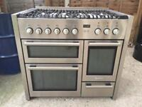Neff / not falcon range cooker