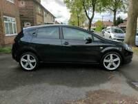 Seat Leon 2.0 tdi, Black, 5 door, 140bhp