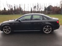 Audi A4 Black Edition TDi S Line 2.0